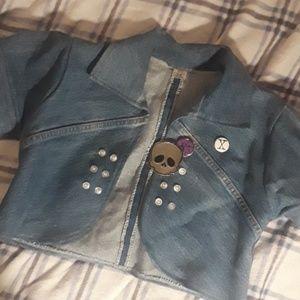 Urban renewal jacket